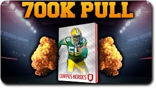"MUT 17 Campus Heroes Pack Opening ""700K+ EPIC PULL!!!"""