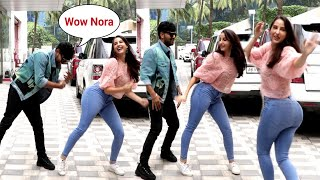 Nora Fatehi LIVE Dance Performance With  Guru Randhawa NAACH MERI RANI Song