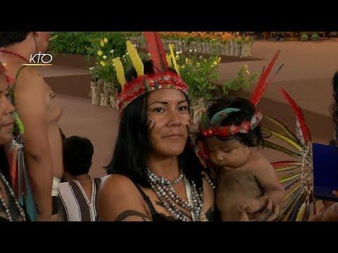 Le pape François auprès des peuples amazoniens menacés