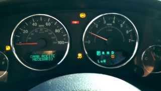 2013 Jeep Wrangler Hot Oil Warning - Самые лучшие видео