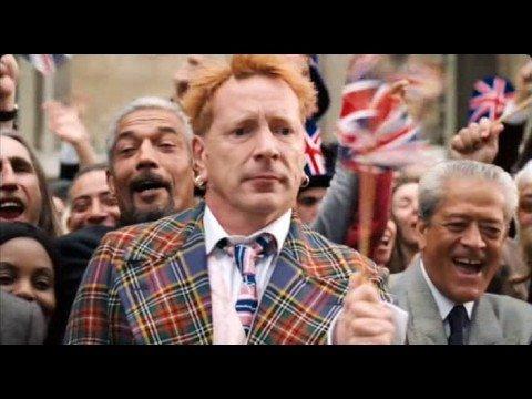 Legenda punka z Sex Pistols reklamuje masło