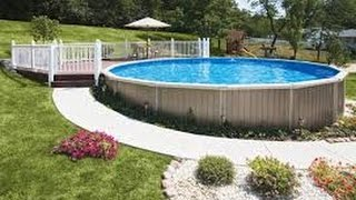 🔔5 Types of above ground pools