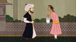 Milk for the Maula - Mullah Nasruddin - Short Stories for Kids   Mocomi