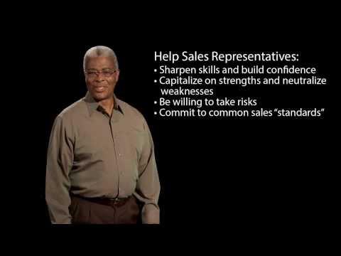 Sales Coaching Tips Part 1