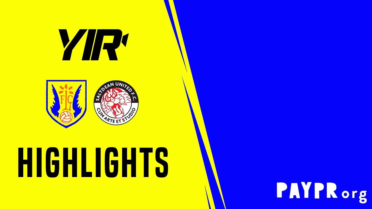 Thumbnail for Highlights: Lancing 2 Saltdean United 1 (League)