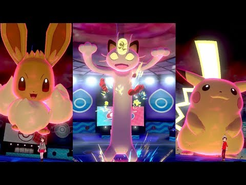Long Meowth, Fat Pikachu, Fancy Eevee and a big Charizard have leaked!