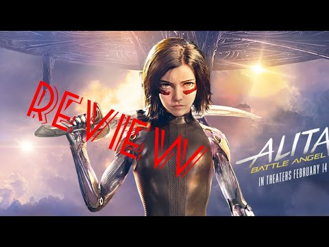 Review Film Alita Battle Angel (no spoiler)