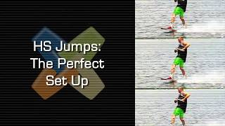 #7 Boat Wakeboard Intermediate – HS jumps: perfect set up