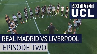 """This game changes lives"" - Final preparations from Kiev ahead of Real Madrid vs Liverpool"