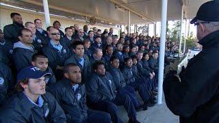 First look inside TSA training academy