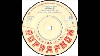 Helena Blehárová - Začínám žít [1967 Vinyl Records 45rpm]