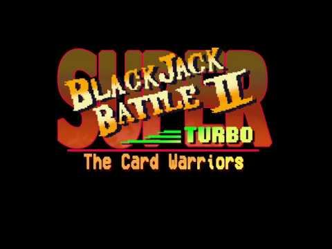 Super Blackjack Battle II Turbo Edition - The Card Warriors Announcement Trailer thumbnail