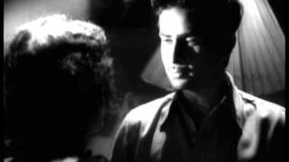 Aag  Raj Kapoor & Nargis Romantic Scenes  Chitrakar Ki Kala  Bollywood Classic Movie