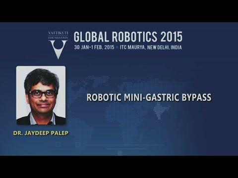 Robotic Mini-Gastric Bypass VGR 2015