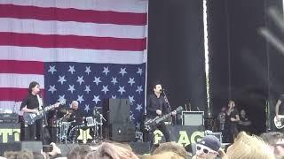 "Anti Flag   ""Broken Bones"" @ Riot Fest 2019 Chicago, Live HQ"