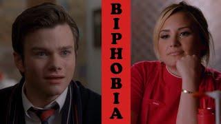 Glee Biphobia