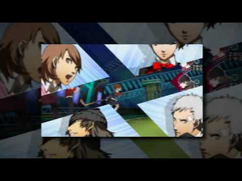 Let's Watch A Persona 3 PSP Trailer