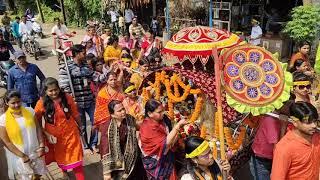 Sai dj dhenkanal special program Sai palinki yatra in Dkl town,date:-18/03/2019,mob-no:-9692017058
