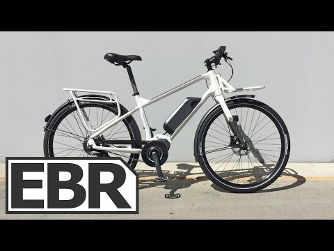Walleräng M.01 Video Review – Sporty, Modular, Cargo Electric Bike
