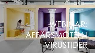 Digitala möten i virustidern