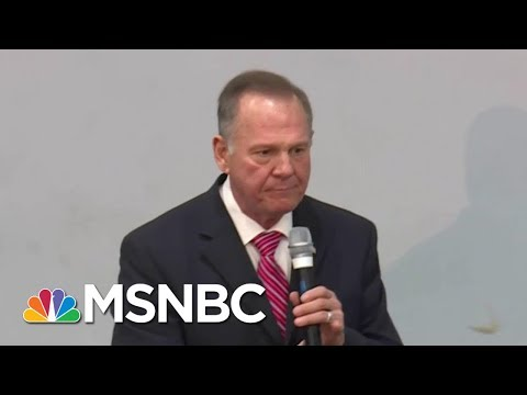 Alabama Voters Continue Deliberation On Senate Candidate Roy Moore | Morning Joe | MSNBC
