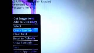 tutorial active gprs setting blackberry