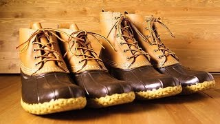 People Love L.L.Bean Winter Boots
