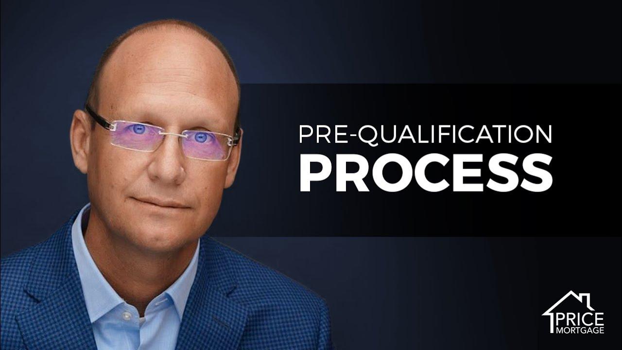 Pre-Qualification Process