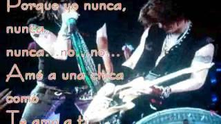 Never Loved A Girl - Aerosmith