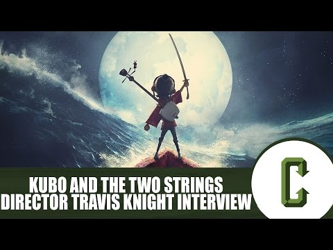 'Kubo and the Two Strings' Interview with Director Travis Knight