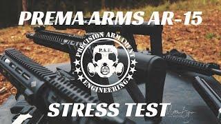 Prema Arms Stress Test Video
