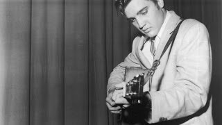 "Elvis Presley... ""Green Green Grass of Home"" 1975 (Great Video with Lyrics)"