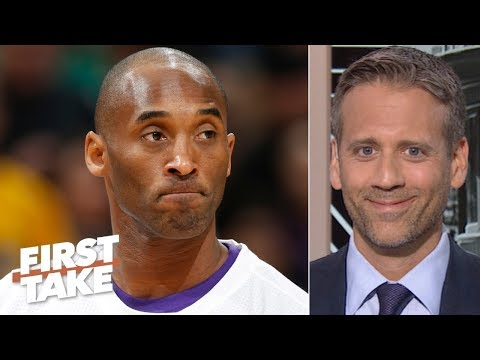 Kobe should be on the 'All-NBA worst team' of the 2010s - Max Kellerman | First Take