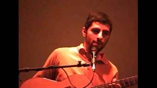 Jose Gonzalez in Philly - Hand on Your Heart (3/25/06)