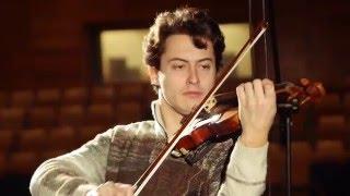 Maksym Stepanenko (violin), Yegor Yegorov (piano), Ave Maria