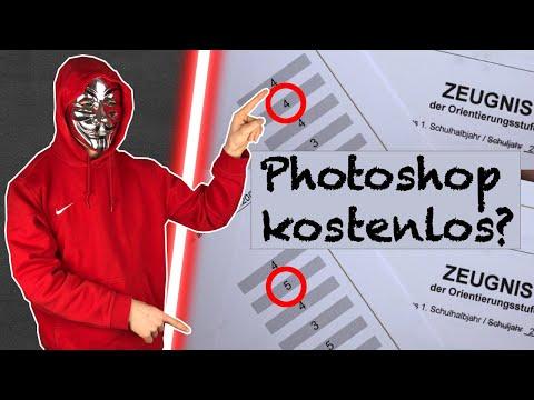 Adobe Photoshop Klon KOSTENLOS | Geht nicht? DOCH!