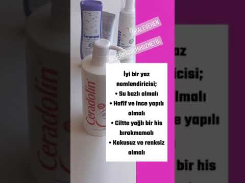 Dermatolog Doç Dr. Alev Eken Ceradolin Tercihi