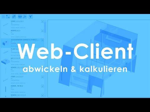 CAD/CAM Cloud - Web-Client - Baugruppen abwickeln, virtuell nesten & kalkulieren - wicam.com