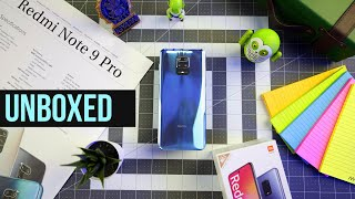 Xiaomi Redmi Note 9 Pro Unboxing And Hands On Impressions