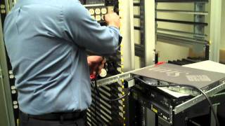 Moving active data center equipment 50 feet with Zonit micro Automatic transfer switch
