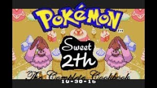 Pokemon Sweet 2th - The Complete Cookbook