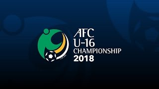 LIVE: Watch the draw of the AFCU16 Championship 2018 qualifiers StarsOfTomorrow