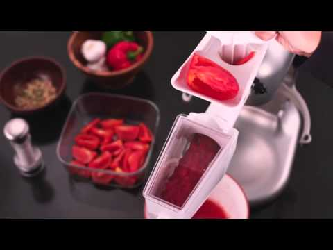 KitchenAid® Fruit & Vegetable Strainer & Grinder Attachments