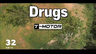 Drugs #6 / Treestyle / 트리스타일 / 드론 프리스타일 / PJ FPV