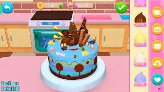Моя кондитерская империя Готовим вкуснейшие торты Игры для девочек