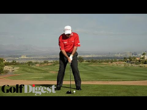 For Longer Drives, Forget What Feels Powerful-Lessons with Butch Harmon-Golf Digest