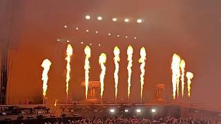 "INSANE INTRO! | 190504   BTS (방탄소년단) Intro & ""Dionysus "" | Speak Yourself Tour In Los Angeles"