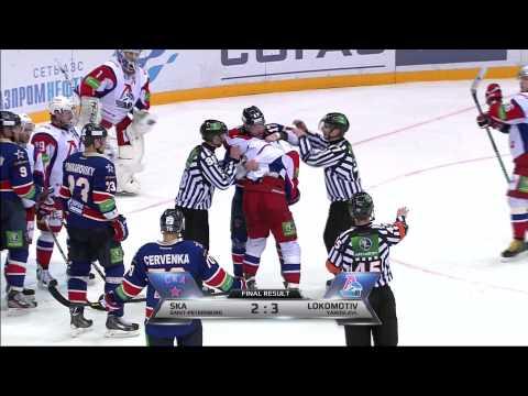 Ilya Kovalchuk vs. Jonas Holos