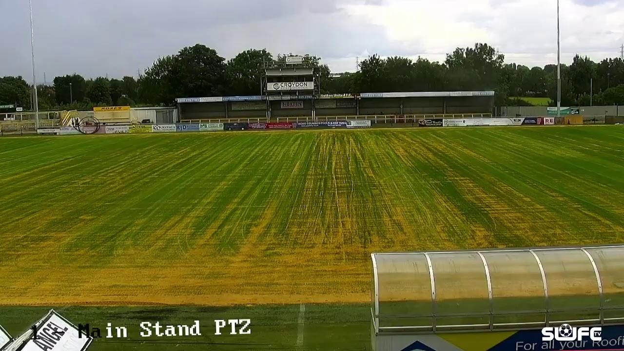 Gander Green Lane Pitch Replacement Live Stream