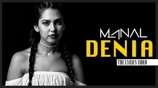 MANAL - #DENIA (Official Lyric Video) 2015